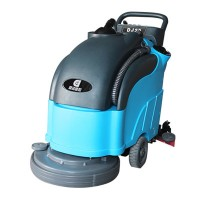 鼎洁DJ20洗地机商用厂家直销动手推式洗地机超市工业洗擦吸一体机