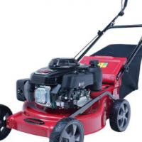 草坪机汽油推草机手推车式剪草割草机自走式草坪修剪机